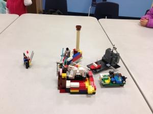 Brick Builders Castles 1