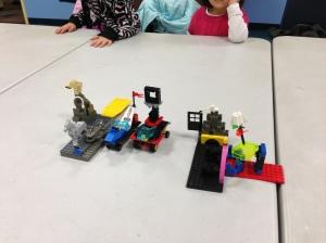 Brick Builders Castles 2