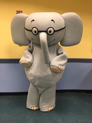 Gerald the Elphant 1