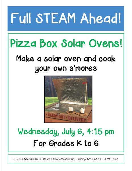 STEAM solar oven flyer jpeg